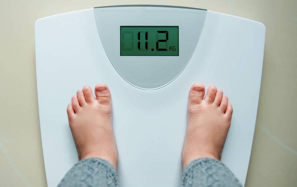 Dieta para bajar de peso ninos obesos
