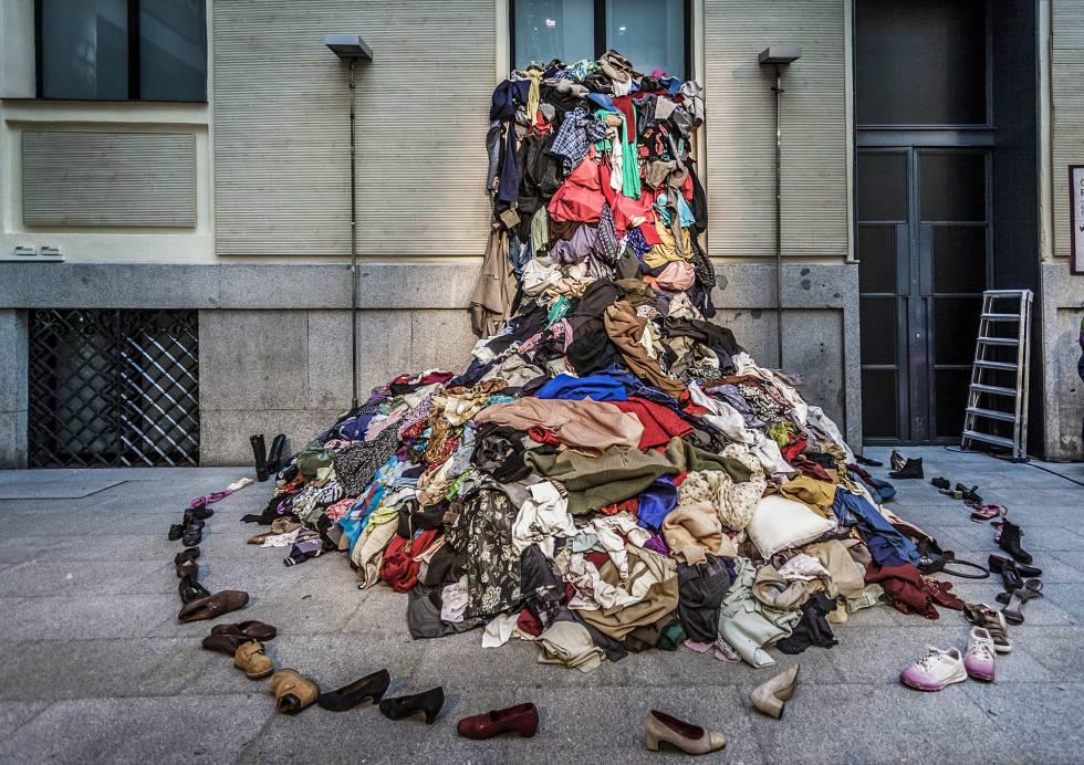 Contaminación textil chile
