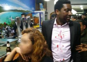 "Attacker of black actor in Madrid: ""I'm white. I can kill you, nothing will happen"""