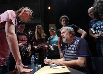Slavoj Žižek, the viral philosopher