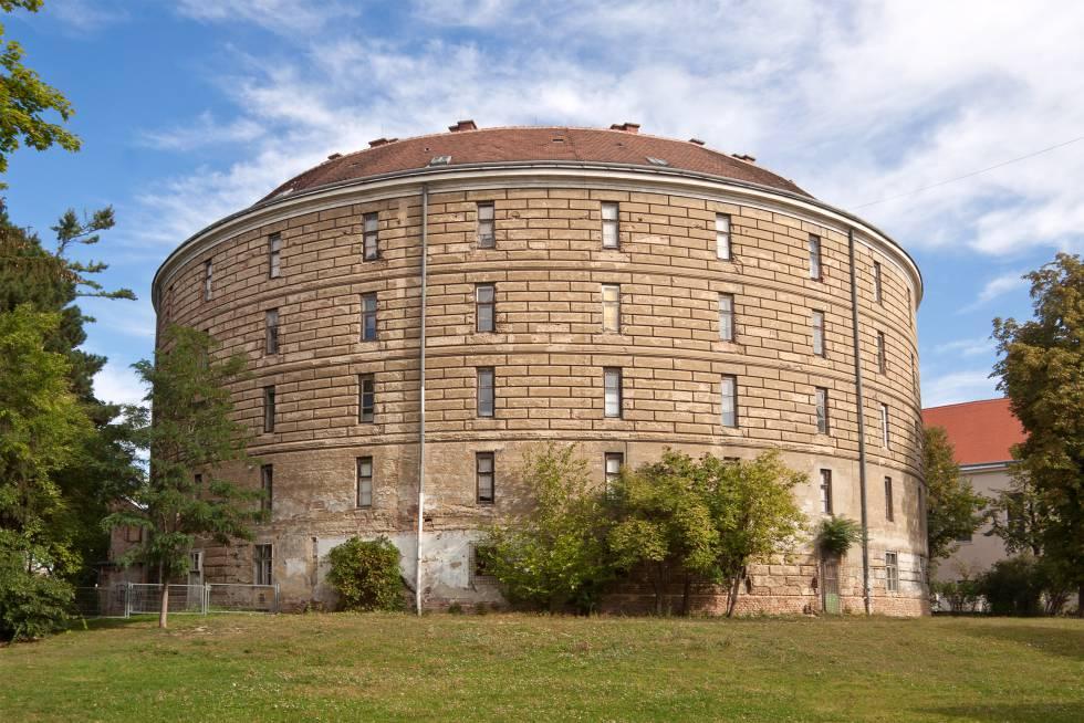 La Torre de los Locos en la Universidad de Viena.
