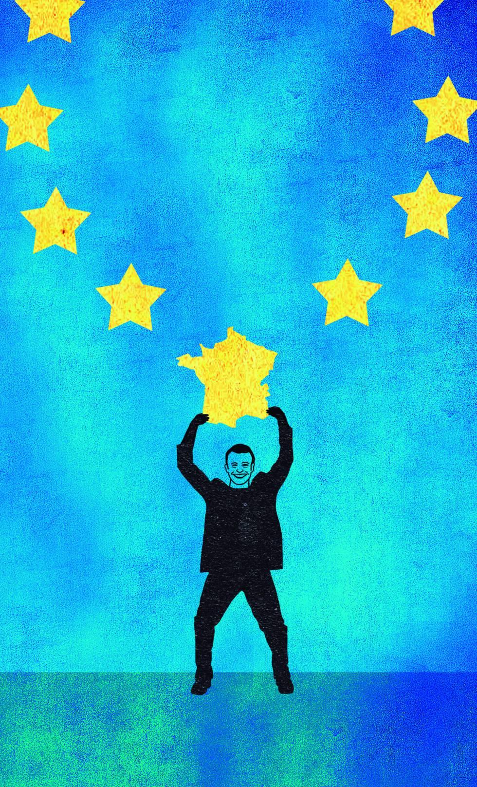 Macron: el optimismo de una nación