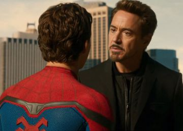 Robert Downey Jr. ganó 8,5 millones por 15 minutos en 'Spiderman: Homecoming'