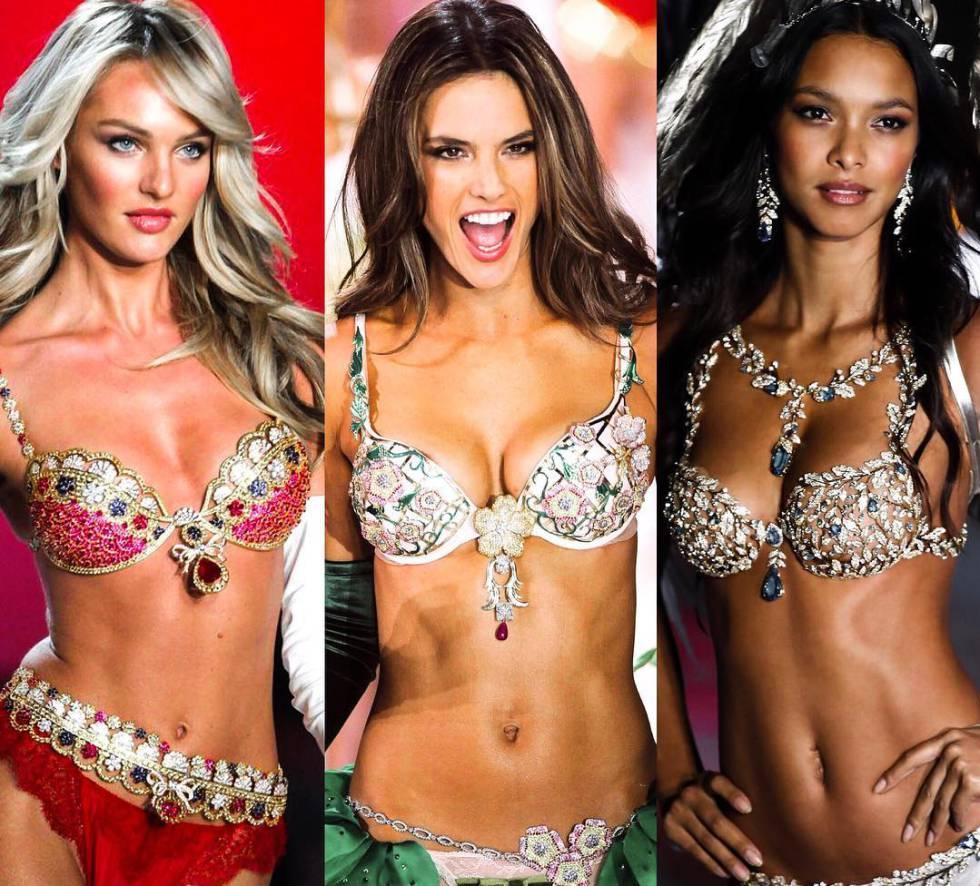 Victoria's SecretGente Dieta De Es La Ser Un Y Esta Ángel Para ZukiPX