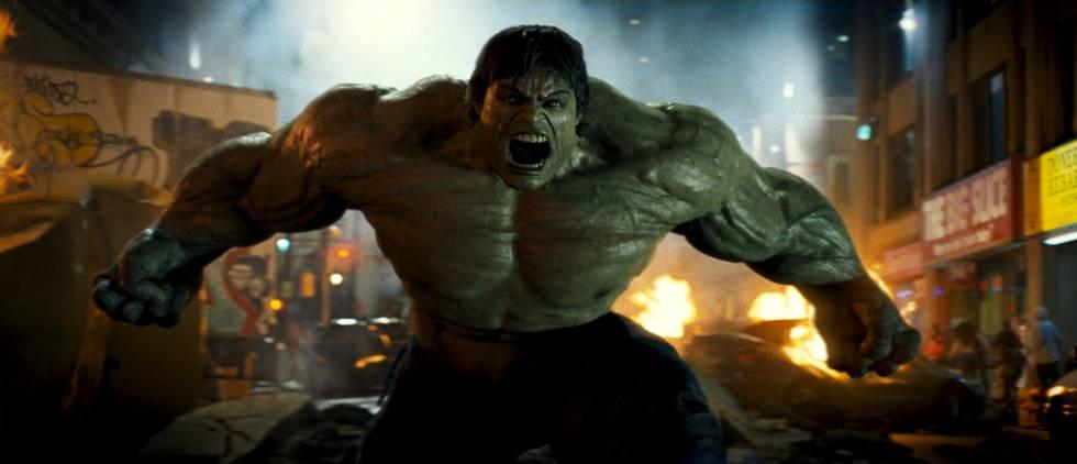 El Increíble Hulk Era Gris Y Cumple 56 Años Tentaciones El País