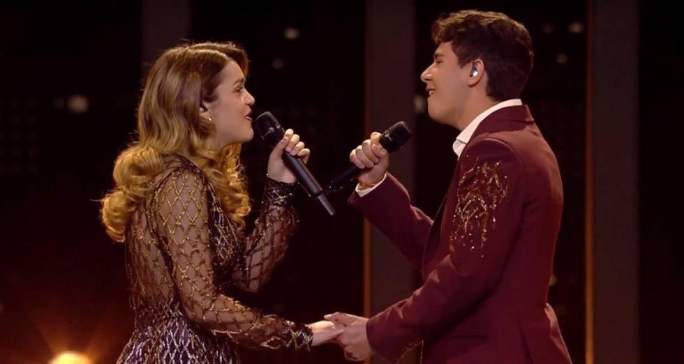 Eurovisión Qué Vimos Nosotros En La Actuación De Amaia Y Alfred Que