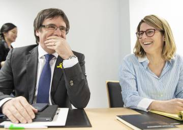 "Parties demand ""viable"" candidate for Catalan premier after Puigdemont presented once more"