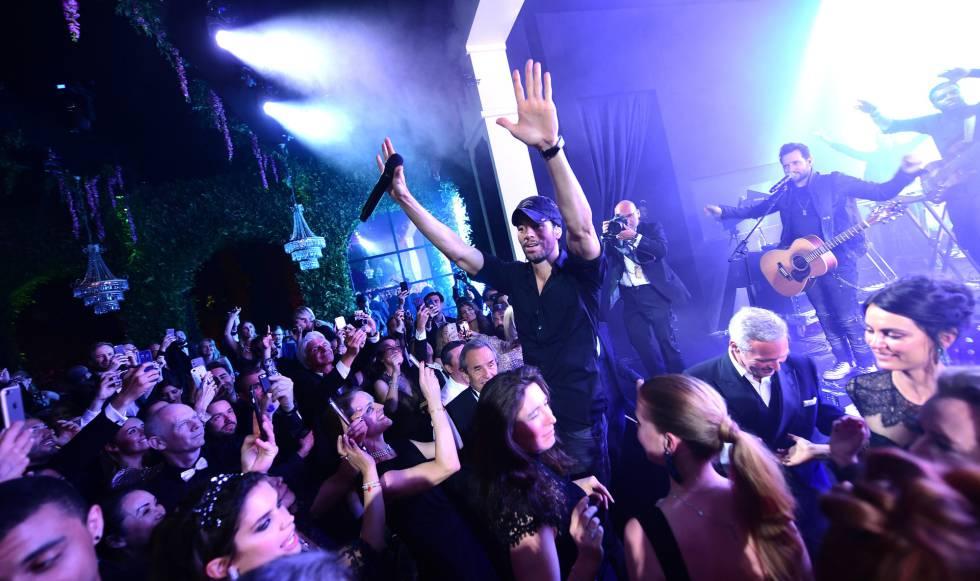 La gran \'fiesta secreta\' de las \'celebrities\' en Cannes | Gente y ...