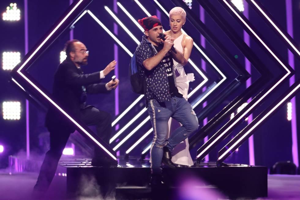 Once cosas que pasaron en Eurovisión y antes serían aberrantes (o ...