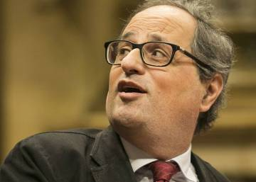 Investiture vote called for hard-line Catalan separatist Quim Torra