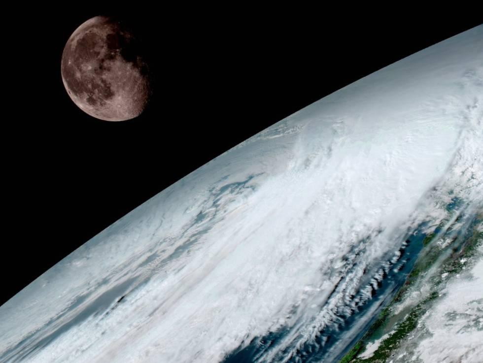 La Luna hace que los ciclos climáticos de la Tierra sean menos extremos