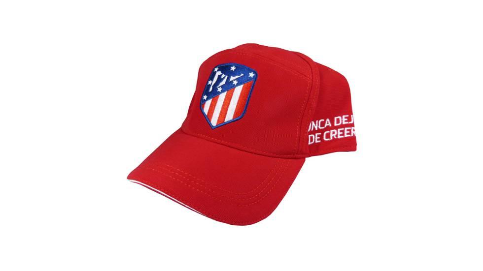 """Gorra oficial con el lema """"Nunca dejes de creer"""" 5e411e7c3ea"""