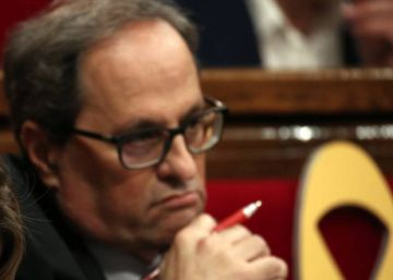 Quim Torra: A man of exclusion and conflict