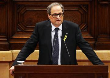 Quim Torra set to be sworn in today as next Catalan premier