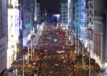 Why Women's Day was such a runaway success in Spain