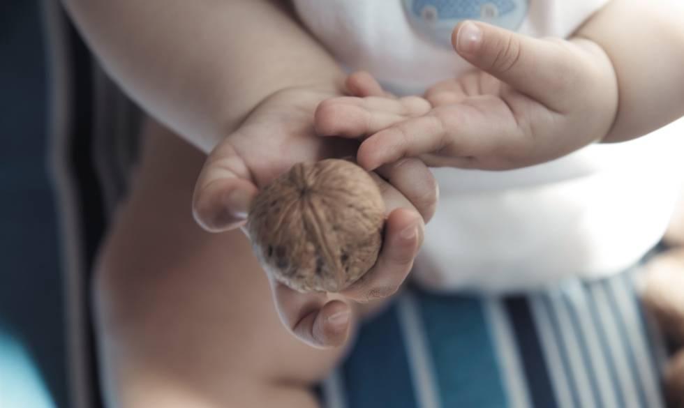 como curar la alergia al huevo en bebes