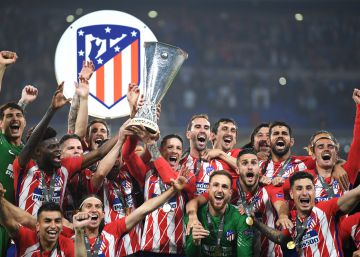 Atlético de Madrid - Marsella, la final de la Europa League 2018 en imágenes