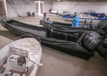Narco boats: the legal weapon of the Spanish drug trade