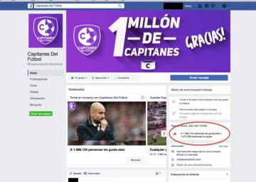 Facebook shuts down pirate pages offering streamed soccer matches
