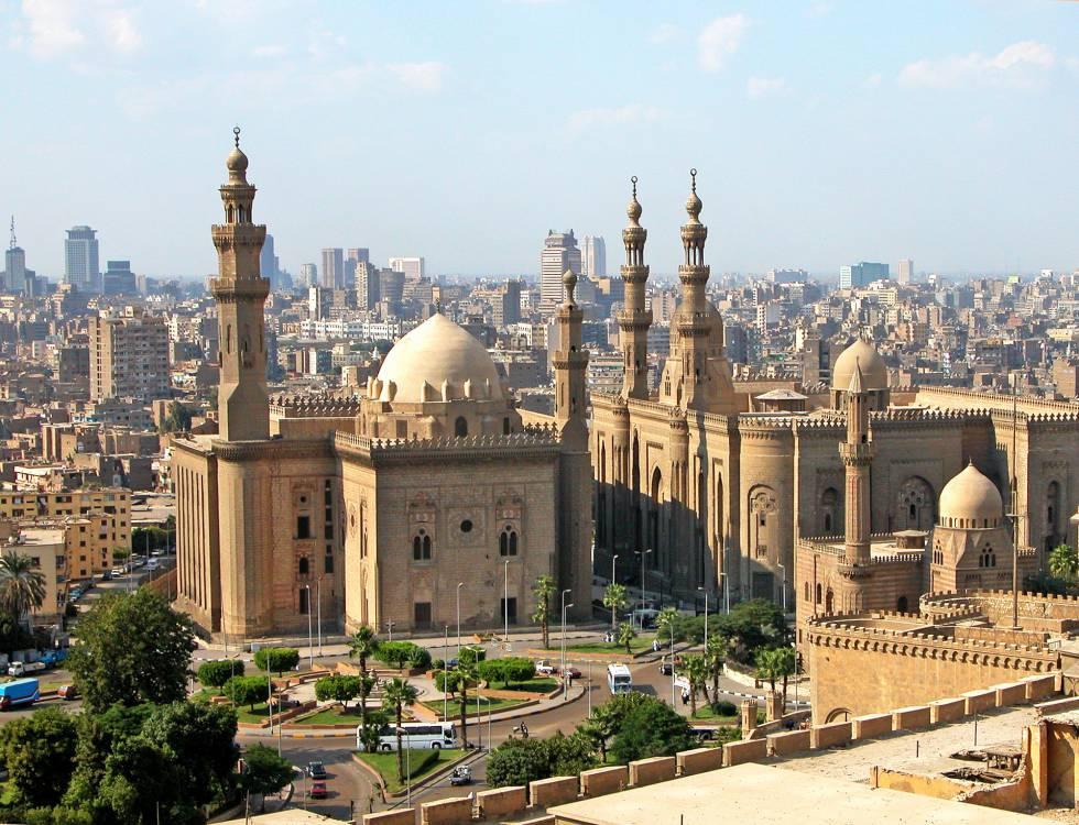 El Cairo, Egipto.