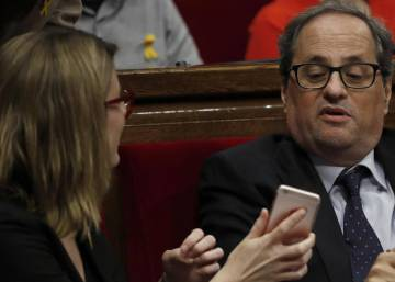 New Catalan premier investigated for hate speech