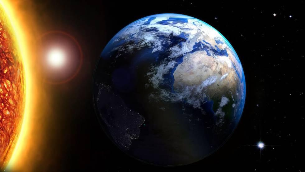 La teoría de Milankovitch se basa en la geometría de la relación entre la Tierra y el Sol