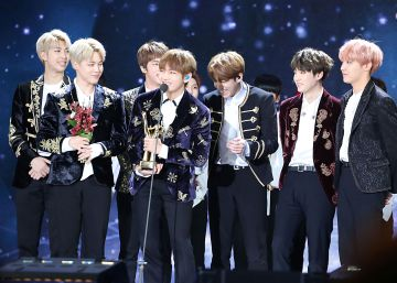 BTS publica 'Love Yourself: Tear' y se prepara para los Billboard