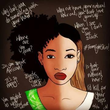 La tiranía de la belleza blanca perjudica la salud de las mujeres negras