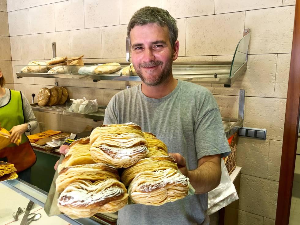 Joan Seguí, de panadero a rey de Instagram