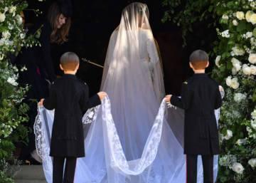 2907da451e Así hemos contado la boda entre Meghan Markle y Enrique de ...