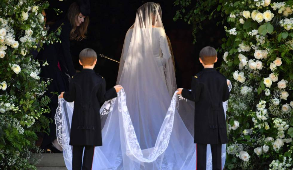 boda real meghan markle y principe harry