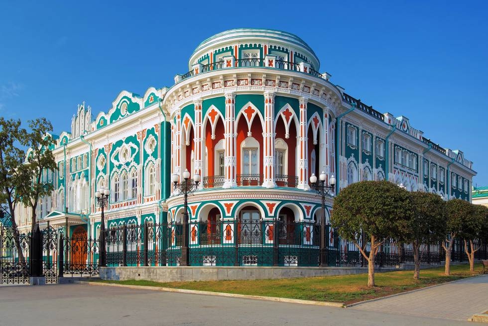 As 11 cidades da Rússia sedes da Copa do Mundo 2018