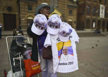 With Colombia visit, Pope Francis hopes to help national reconciliation
