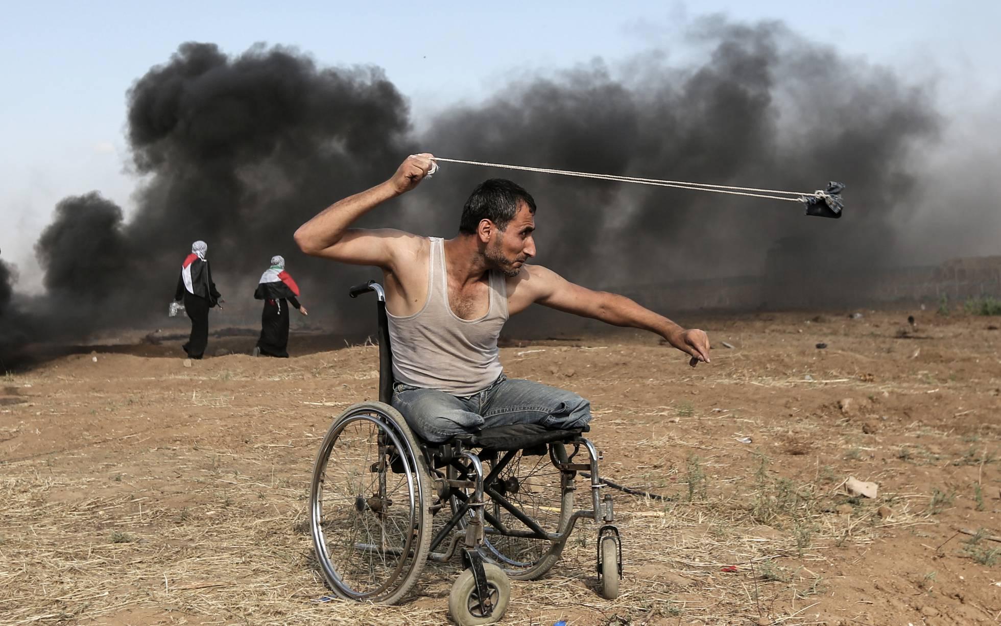Palestina: Violencia ejercida por Israel en la ocupación. Respuestas y acciones militares palestinas. - Página 17 1526913199_694699_1526920009_sumario_normal_recorte1