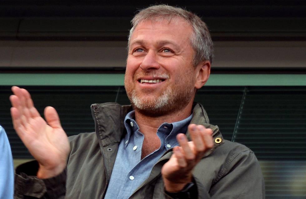El multimillonario ruso Roman Abramovich.