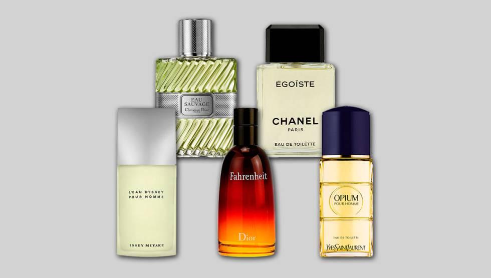 Los cinco mejores perfumes para hombre