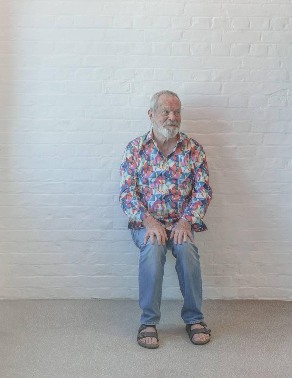 "Terry Gilliam: ""Ofender a la gente es muy importante"""