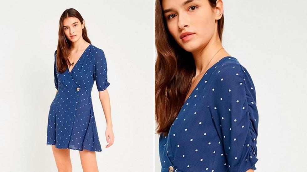 89f8885b3 Los lunares no pasan de moda: 14 prendas para llevar este verano ...