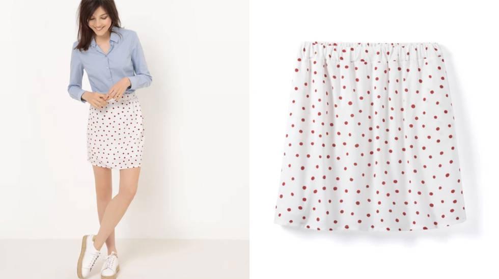c0401f592 Los lunares no pasan de moda: 14 prendas para llevar este verano ...