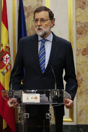 Spanish PM Mariano Rajoy is facing a no-confidence vote in Congress.