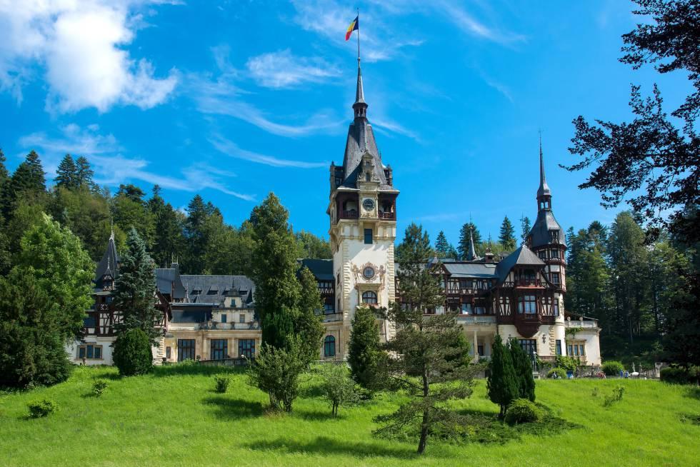 Castillo Peles?, en Rumania.