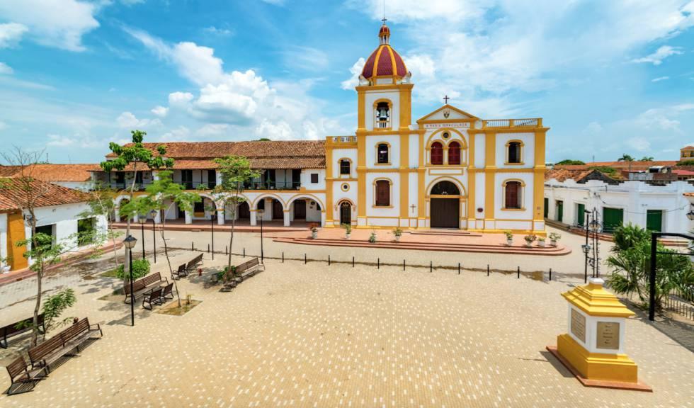 Mompox, uno de los Pueblos Patrimonio de Colombia.
