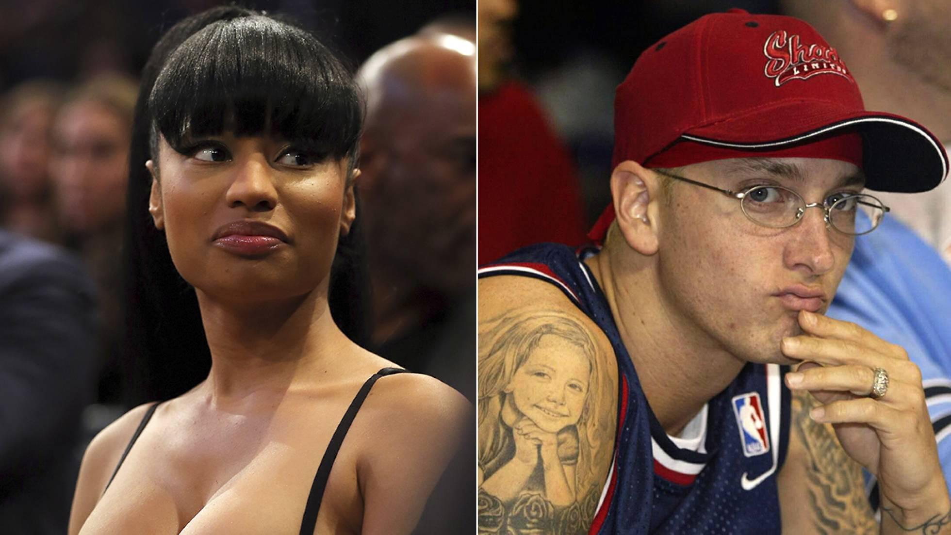 Nicki Minaj dice que sale con Eminem y después que era una broma 1527356340_715905_1527356516_noticia_normal_recorte1