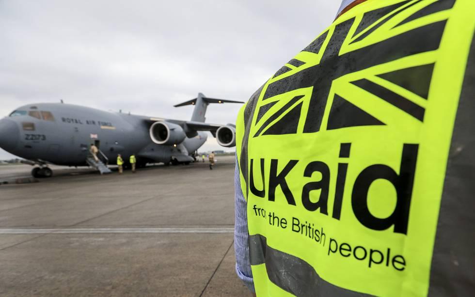 La ayuda británica marca a menudo el paso de los donantes internacionales.