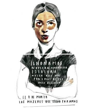 La imagen de Mujeres del Libro con la que nacieron el pasado 8 de marzo.