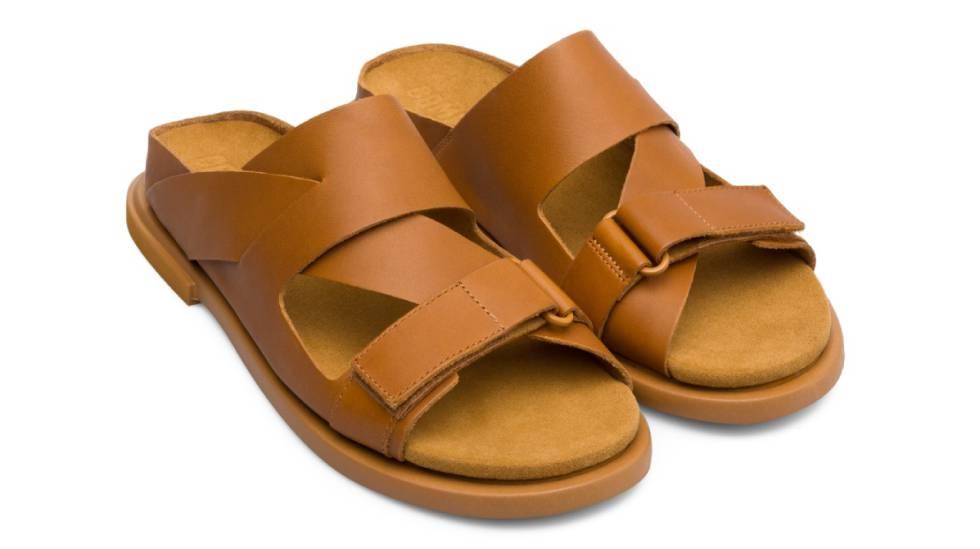 64a369ec0 Las sandalias reconquistan al hombre