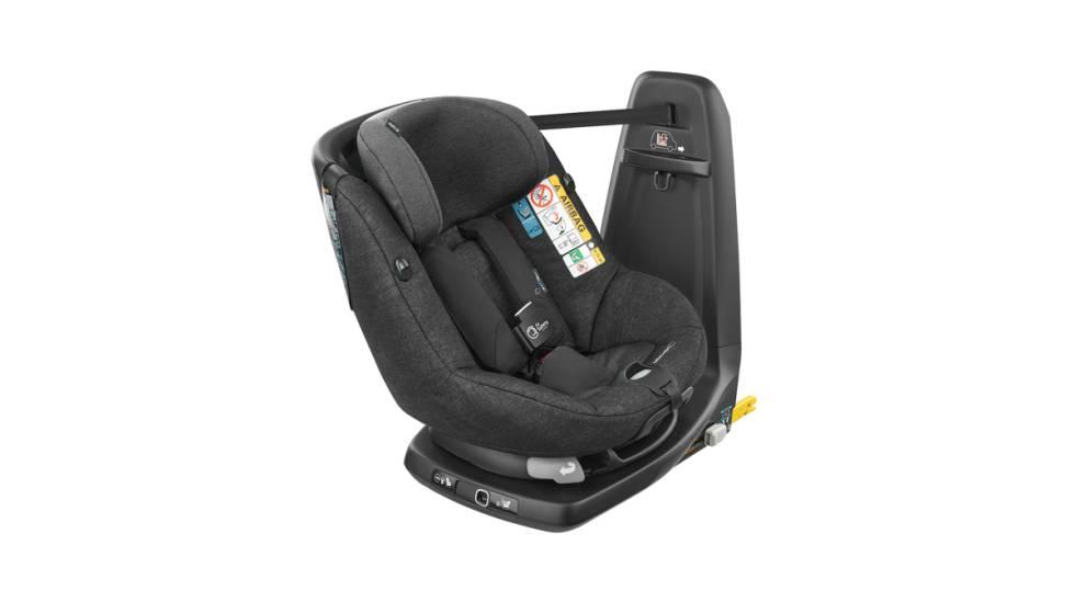 Las 15 sillas infantiles para el coche m s seguras escaparate el pa s - Sillas de coche race ...