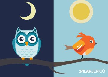 "How being a ""night owl"" or ""morning lark"" can affect your life expectancy"