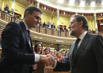 As it happened: Pedro Sánchez becomes new Spanish prime minister