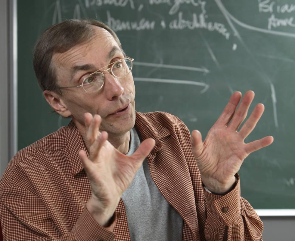 El investigador sueco Svante Pääbo